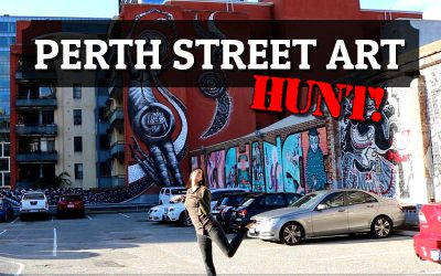 Perth Street Art HUNT!