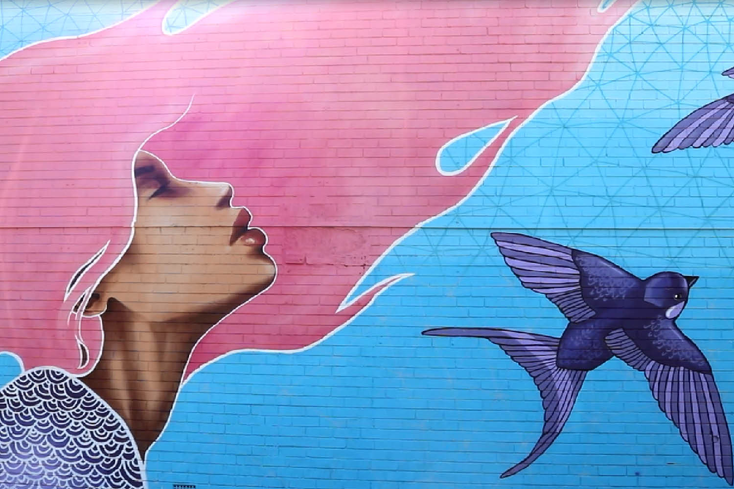 Sarah McCloskey Street Art