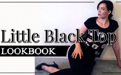 Little Black Top Lookbook