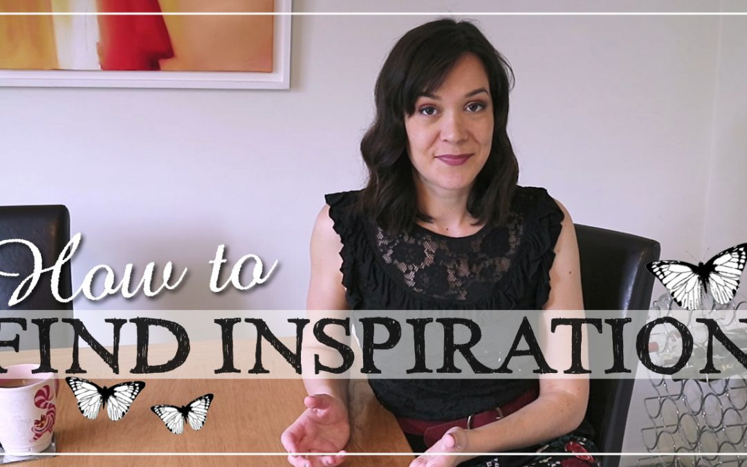 3 Easy Ways To Find Inspiration